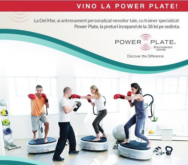 Macheta Power Plate