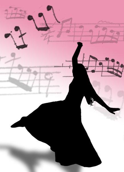 puterea muzicii asupra corpului